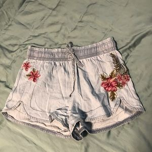 New high rise shorts!